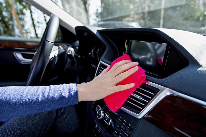 Safely Sanitize Your Car | Fort Stockton, TX