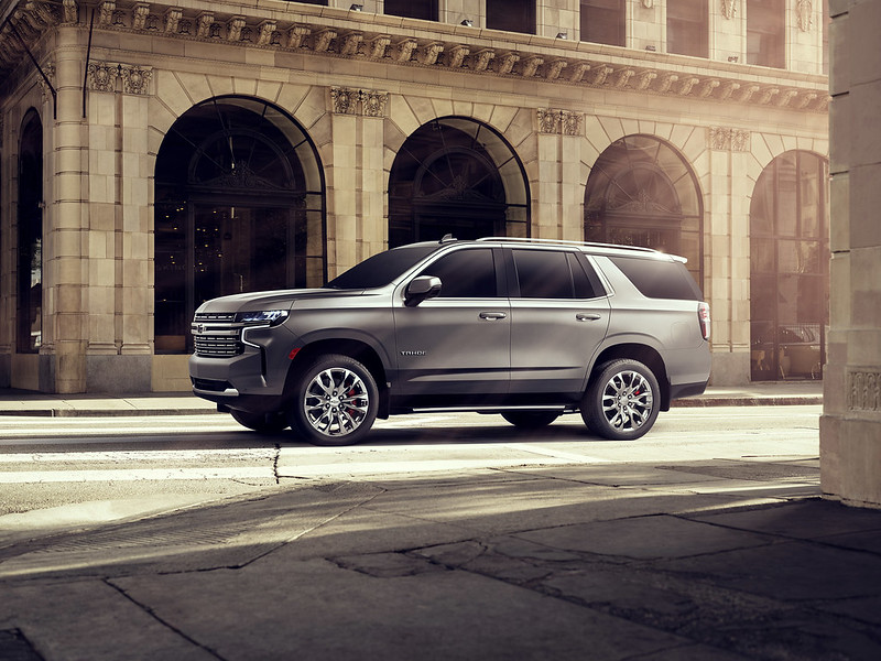 2021 Chevrolet Tahoe | Fort Stockton, TX
