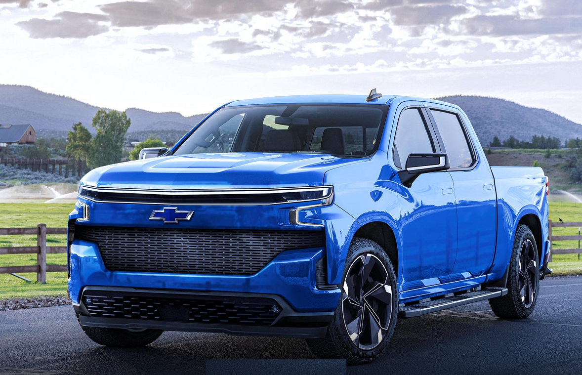 What We Know About the 2023 Chevy Silverado EV